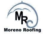 Moreno Roofing Logo