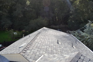 Composite Shingle and Gutters in Aptos 03