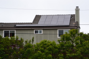 Residential Solar Install in Soquel 01