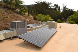 DuroLast Roof and LG Enphase Solar Install Carmel Valley 01