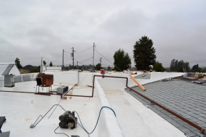 Duro-Last and Composite Commercial Roof Install Watsonville 04