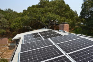 Composite Roof SolarWorld Enphase System Royal Oaks 04