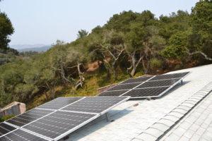 Composite Roof SolarWorld Enphase System Royal Oaks 02