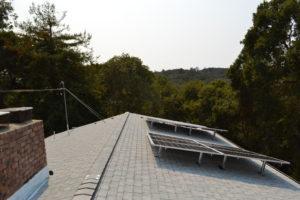 Composite Roof SolarWorld Enphase System Royal Oaks 01