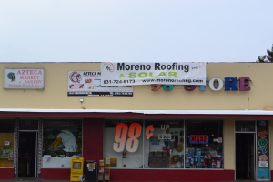 Duro-Last and Composite Commercial Roof Install Watsonville 01
