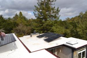 Duro-Last Roof SunPower Solar System Monte Serano 03