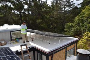 Duro-Last Roof SunPower Solar System Monte Serano 04