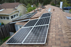 Composite Roof and Solar Install Pacific Grove 04