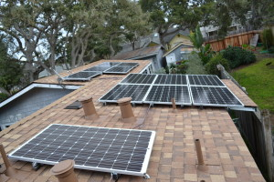 Composite Roof and Solar Install Pacific Grove 02