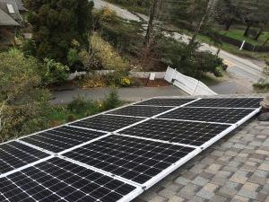 Composite Shingle Solar Install Soquel 02