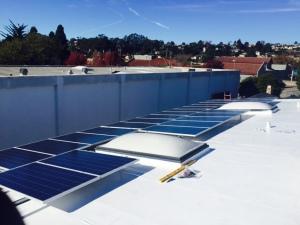 Commercial DuroLast and Solar Install Santa Cruz 02