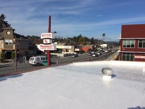 Commercial Flat Roof DuroLast Santa Cruz 01