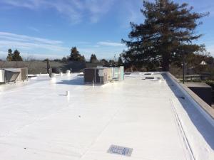 Commercial Flat Roof DuroLast Santa Cruz 02