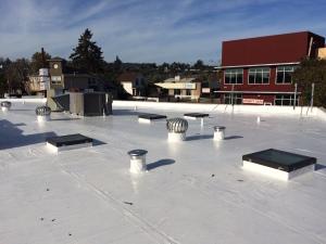 Commercial Flat Roof DuroLast Santa Cruz 03