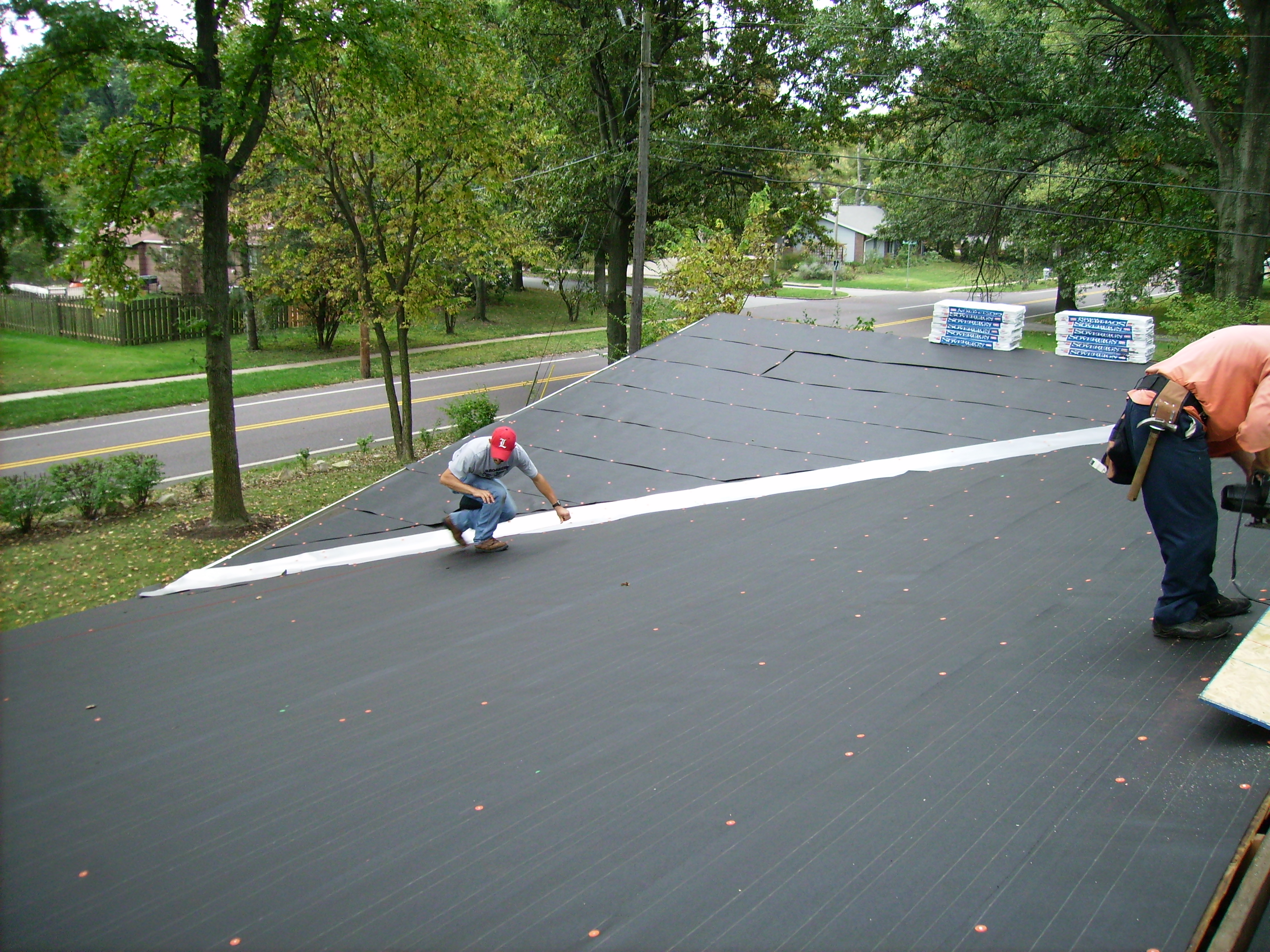 Roofing Repair Services Emergency Roof Leak Repair Costs
